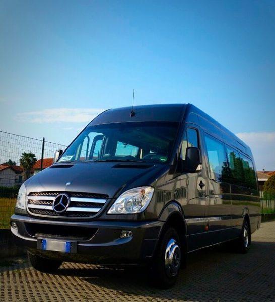 Star Expo Minibus Frontale