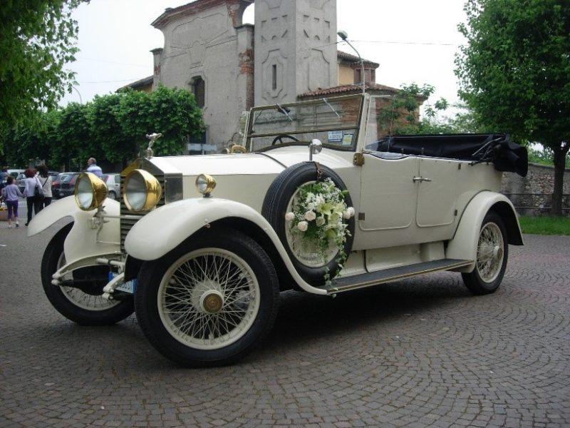 Rolls Royce Torpedo