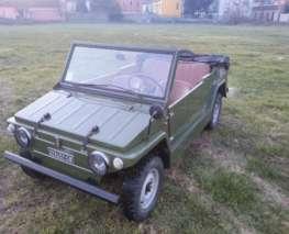 Fiat 600 Giungla Verde